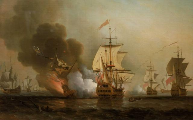 Samuel Scott, Pirates, Terror on the High Seas: From the Caribbean to the South China Sea, before 1772