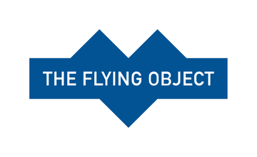 The Flying Object logo