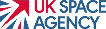 UK Space Agency logo